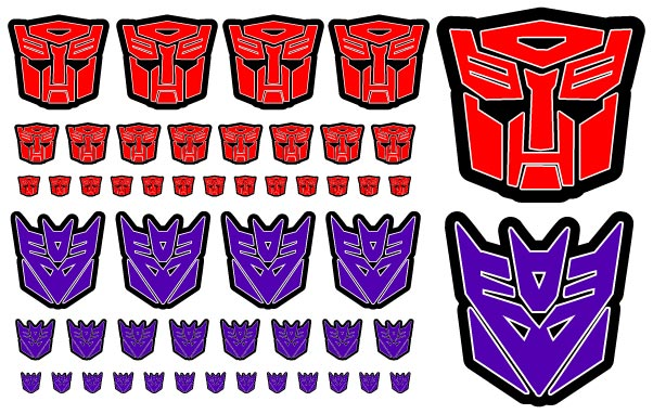 Custom Die Cut RC Car Truck Drift Decal Transformers EBay - Custom vinyl decals for rc cars